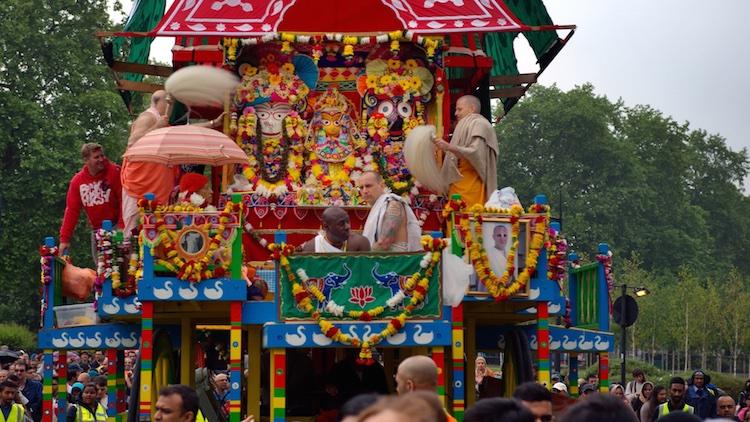 London Ratha Yatra