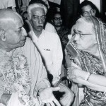 SP with Sumati Morarji