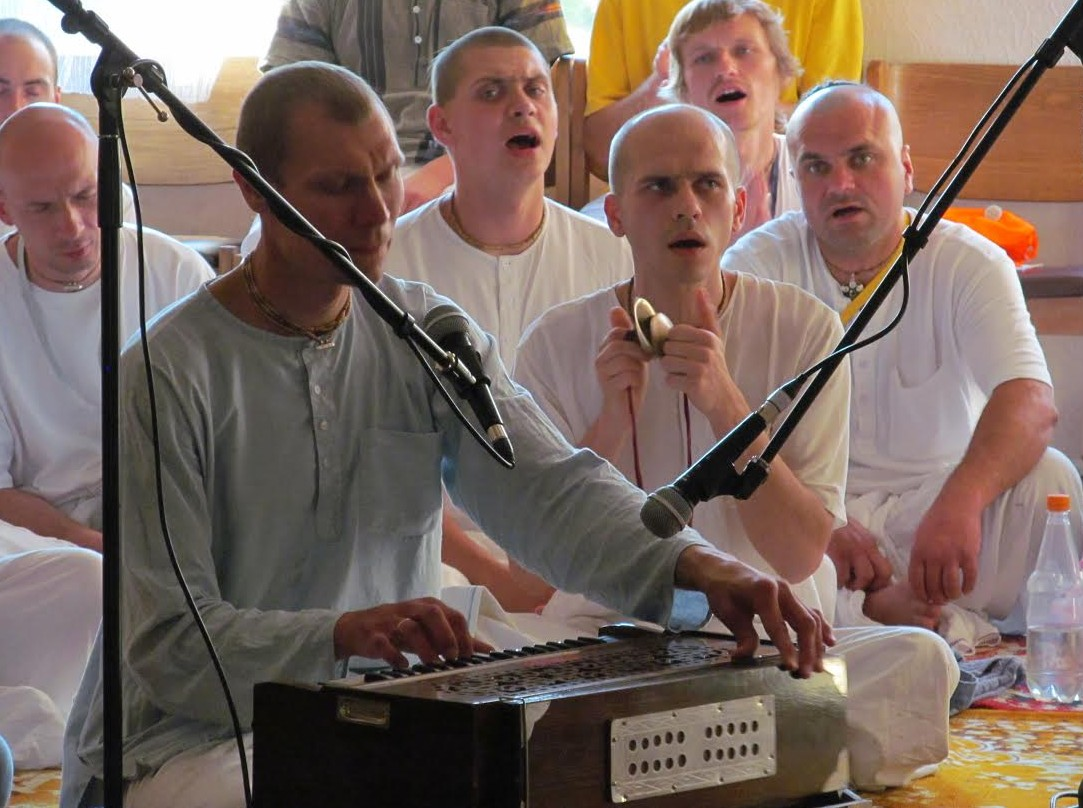 यूक्रेन में कृष्ण भक्ति