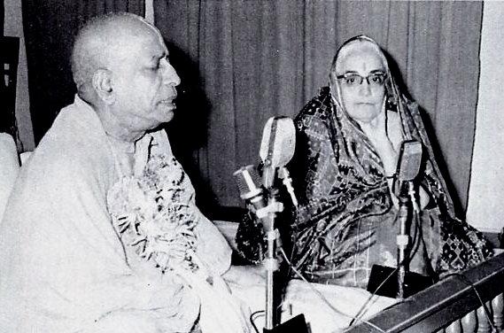 श्रील प्रभुपाद की अमेरिकी यात्रा और सुमति मोरारजी