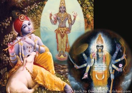 परतत्त्व : ब्रह्म, परमात्मा तथा भगवान