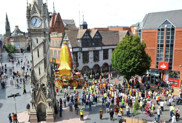 Leicester RathYatra