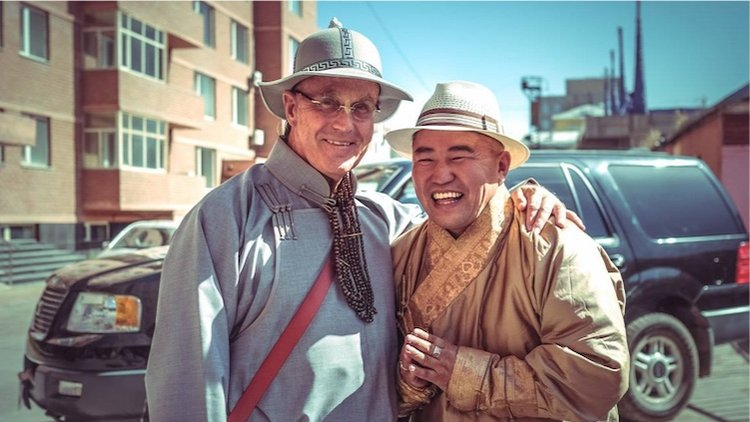 अब मंगोलिया में भी कृष्ण भक्ति