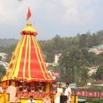 Ooty Jagannath Rathayatra 2016