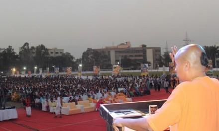 पुणे युवा उत्सव में २०००० छात्रों की उपस्थिति – विडियो समाचार