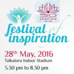 Talkatora Stadium ISKCON Event