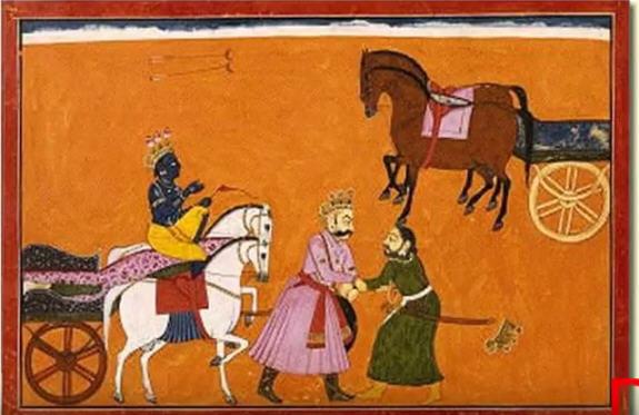 श्रीमद् भागवतम् स्कंद ०१ I अध्याय ०७ – द्रोण पुत्र को दण्ड
