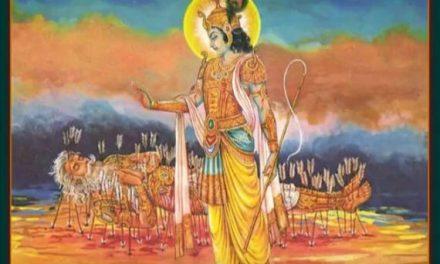 श्रीमद् भागवतम् स्कंद ०१ I अध्याय ०९ – भगवान् कृष्ण की उपस्थिति में भीष्मदेव का देह त्याग