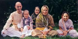 Hare Krishna Family
