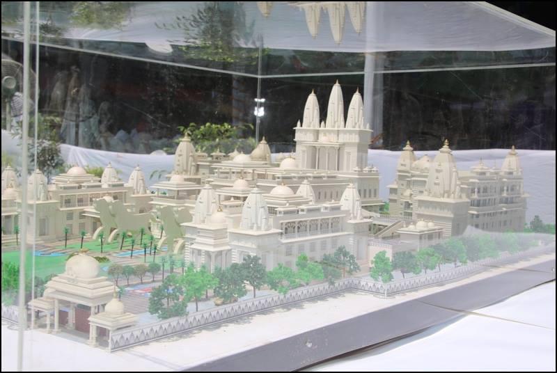धर्मक्षेत्र कुरुक्षेत्र में नए इस्कॉन मंदिर का शिलान्यास