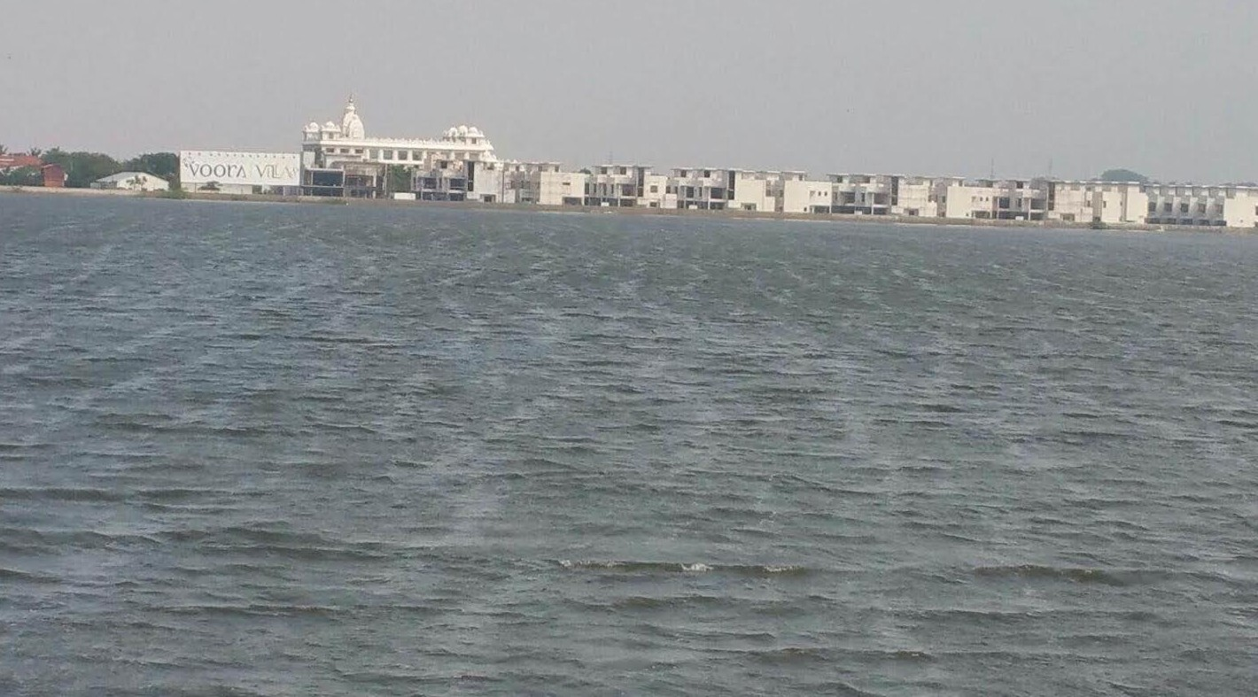चेन्नई की बाढ़ आपदा