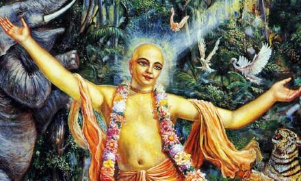 शास्त्रों में भगवान श्री चैतन्य महाप्रभु के अवतरण की भविष्यवाणियां