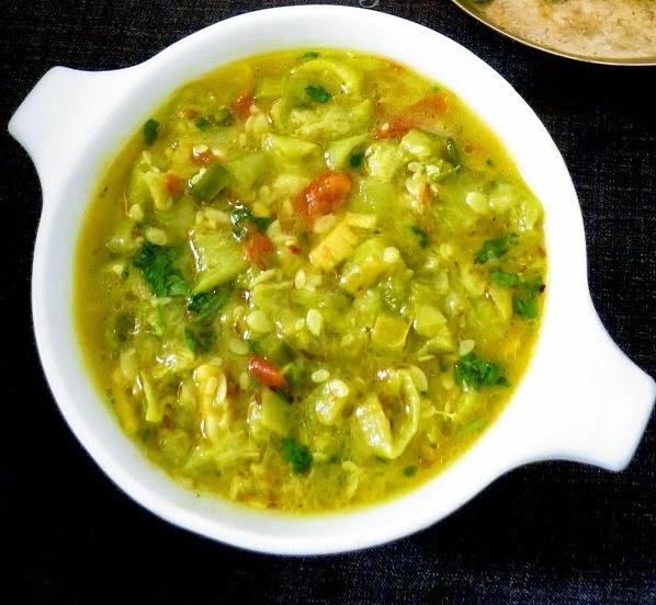 तुरई सब्जी