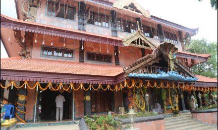 दक्षिण वृंदावन में मंदिर उद्घाटन उत्सव