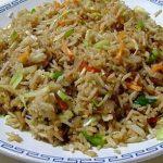 तला – भुना चावल