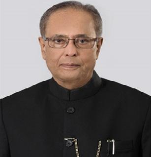 भारत के माननीय राष्ट्रपति द्वारा इस्कॉन की ५०वीं वर्षगांठ पर शुभकामनायें