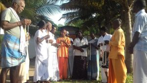 Tamilnadu ISKCON Padayatra