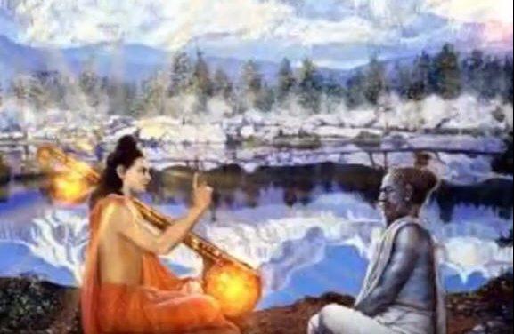 श्रीमद् भागवतम् स्कंद ०१ I अध्याय ०५ – नारद द्वारा व्यासदेव को श्रीमद्भागवत के विषय में आदेश