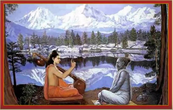 श्रीमद् भागवतम् स्कंद ०१ I अध्याय ०६ – नारद तथा व्यासदेव का संवाद
